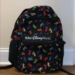 Disney parks Mickey back pack
